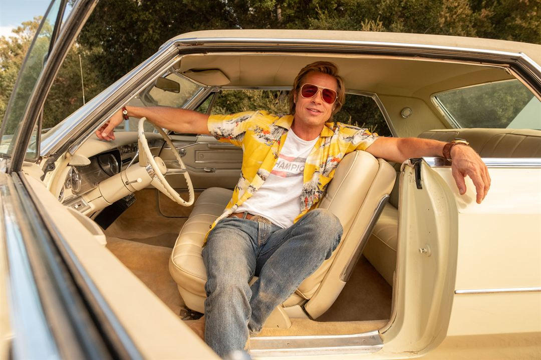 Once Upon A Time... In Hollywood : Bild Brad Pitt