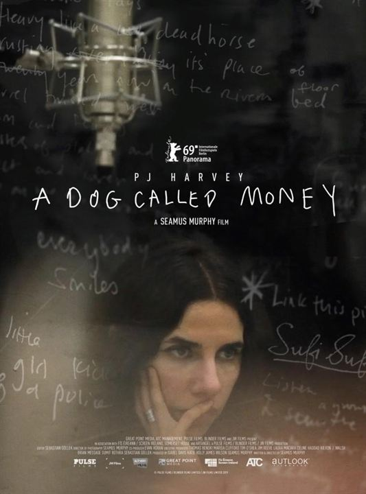 PJ Harvey - A Dog Called Money : Kinoposter