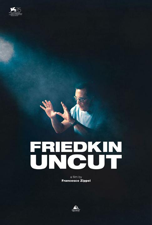 Friedkin Uncut : Kinoposter