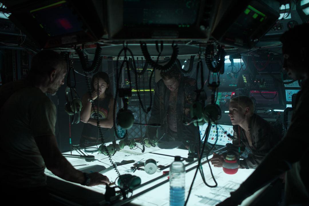 Underwater - Es ist erwacht : Bild Kristen Stewart