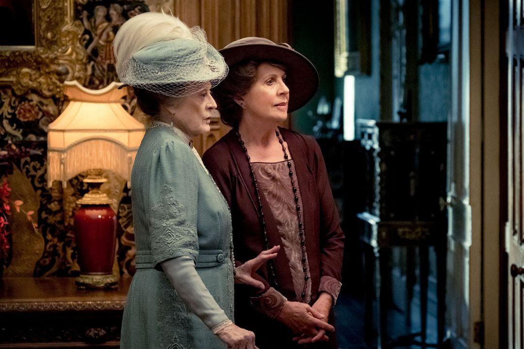 Downton Abbey : Bild Maggie Smith, Penelope Wilton