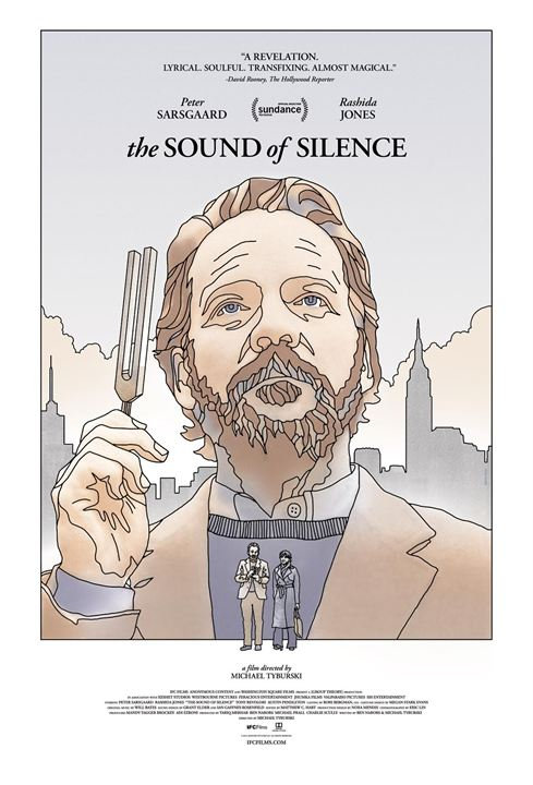The Sound of Silence : Kinoposter
