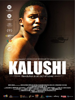 Kalushi: The Story of Solomon Mahlangu : Kinoposter