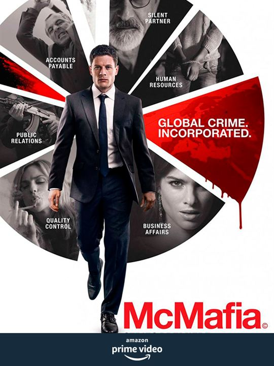 McMafia : Kinoposter