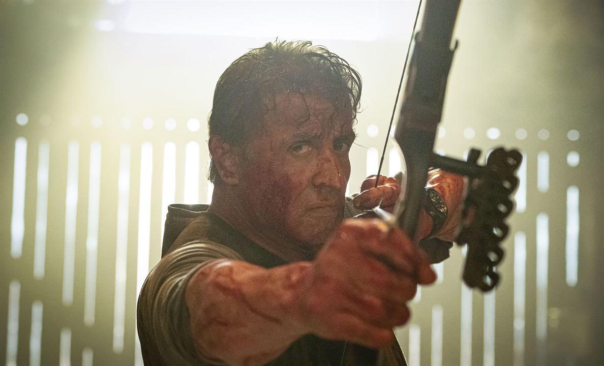 Rambo 5: Last Blood : Bild Sylvester Stallone