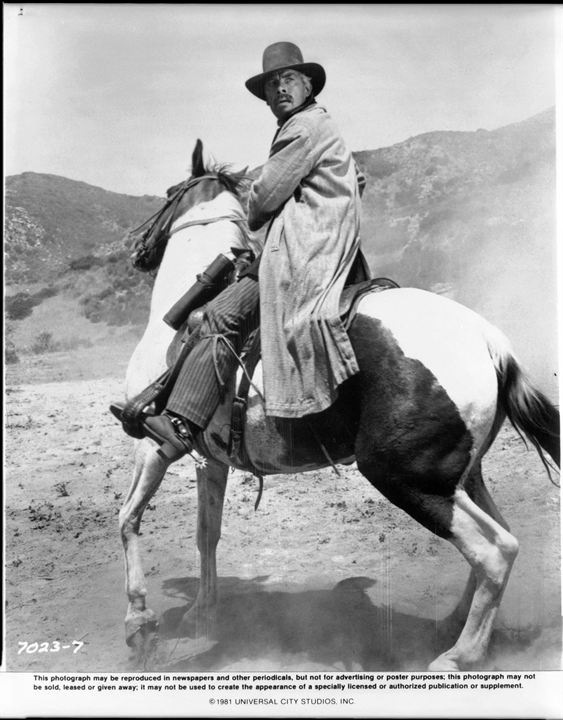 The Meanest Men in the West : Bild Lee J. Cobb