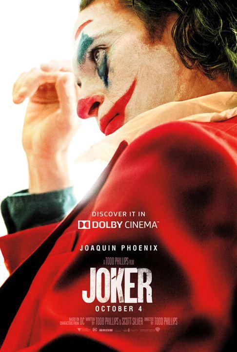 Joker : Kinoposter