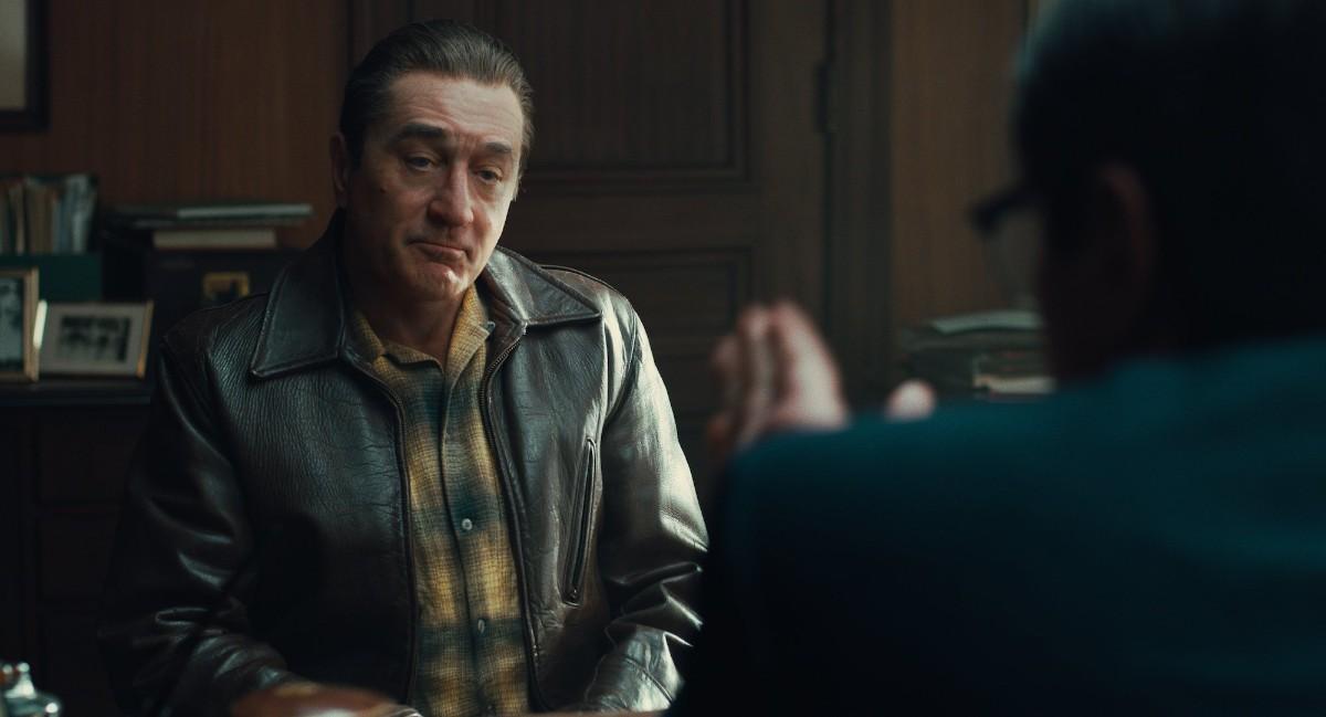 The Irishman : Bild Robert De Niro