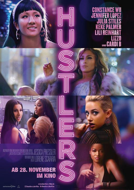 Hustlers : Kinoposter