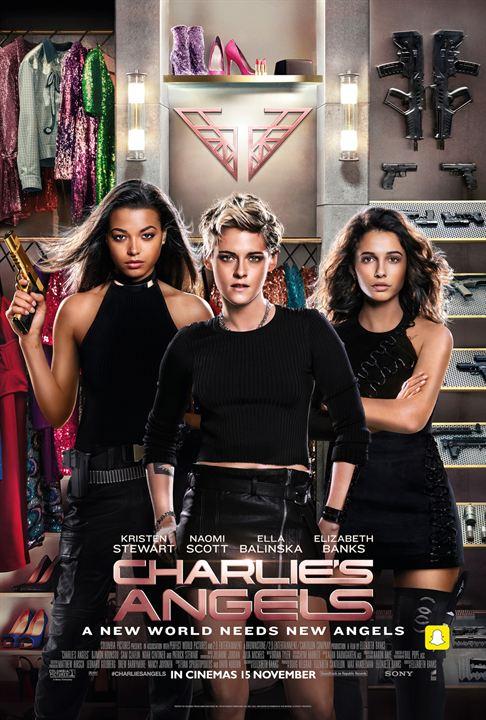 3 Engel für Charlie : Kinoposter