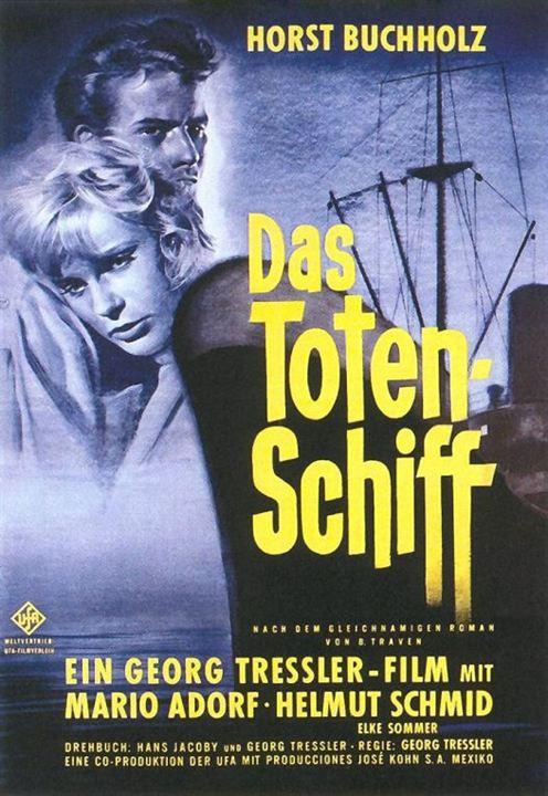 Das Totenschiff : Kinoposter