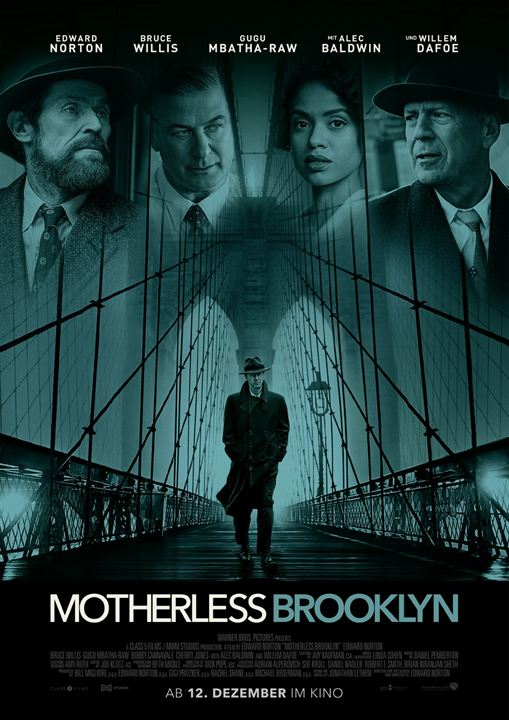 Motherless Brooklyn : Kinoposter