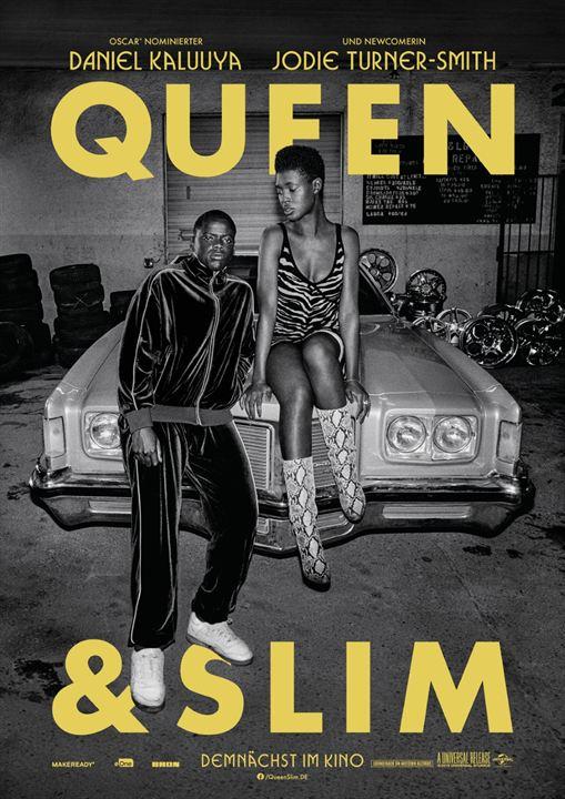 Queen & Slim : Kinoposter