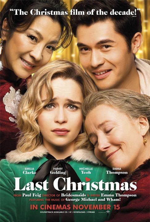 Last Christmas : Kinoposter