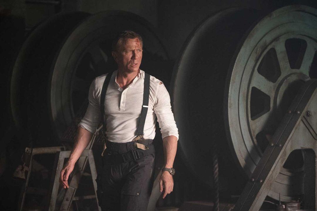 James Bond 007 - Keine Zeit zu sterben : Bild Daniel Craig