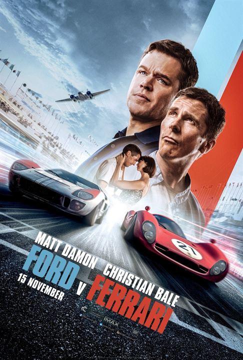Le Mans 66 - Gegen jede Chance : Kinoposter