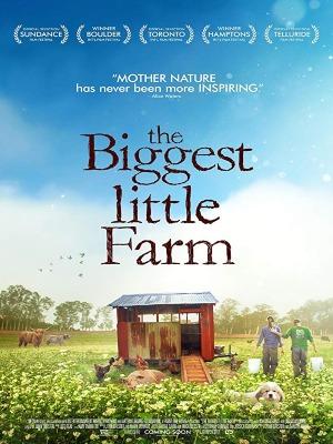 Unsere große kleine Farm : Kinoposter