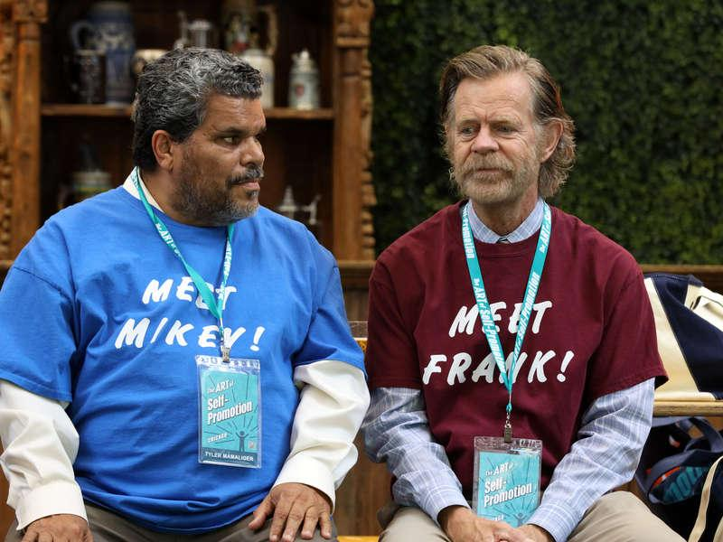Bild Luis Guzman, William H. Macy