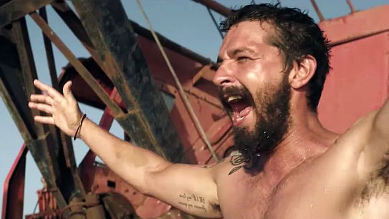 The Peanut Butter Falcon : Bild Shia LaBeouf