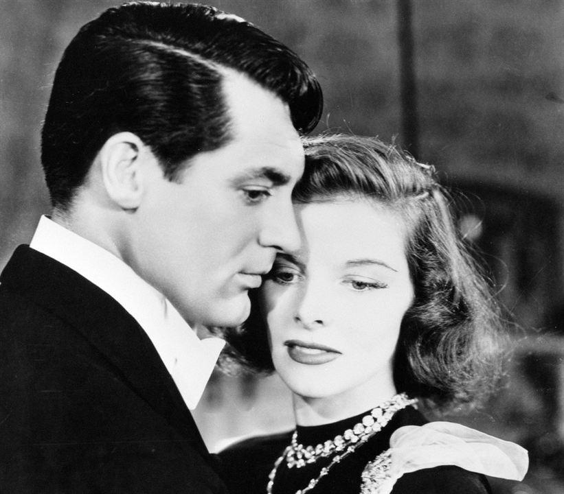 Die Schwester der Braut : Bild Cary Grant, Katharine Hepburn