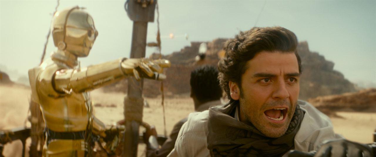 Star Wars 9: Der Aufstieg Skywalkers : Bild Oscar Isaac