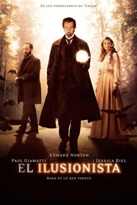 The Illusionist - Nichts ist wie es scheint : Kinoposter