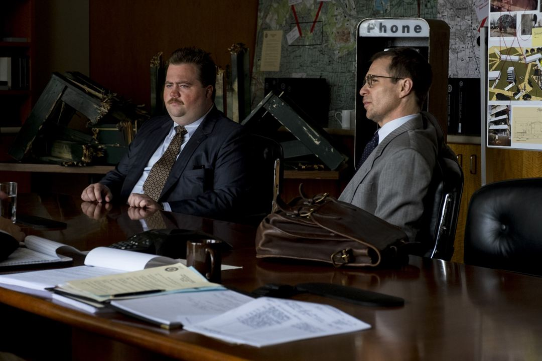 Der Fall Richard Jewell : Bild Paul Walter Hauser, Sam Rockwell
