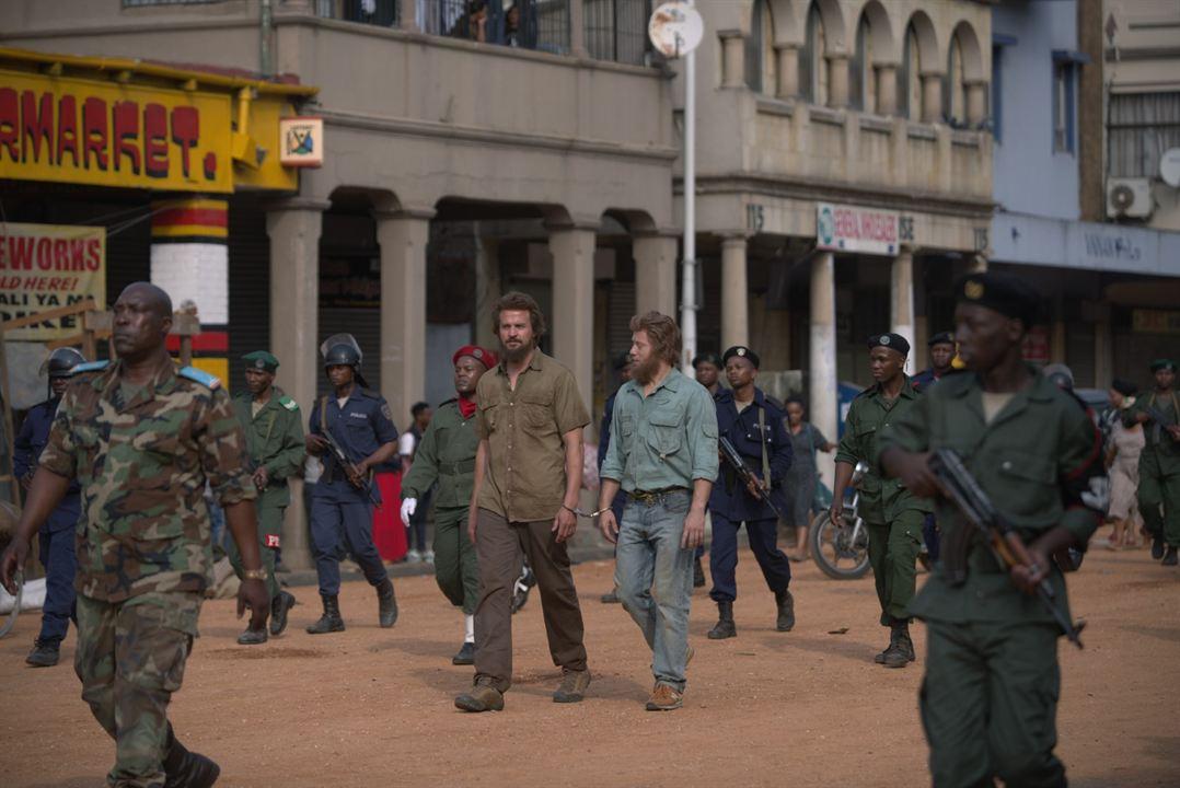 Congo Murder : Bild Aksel Hennie, Tobias Santelmann