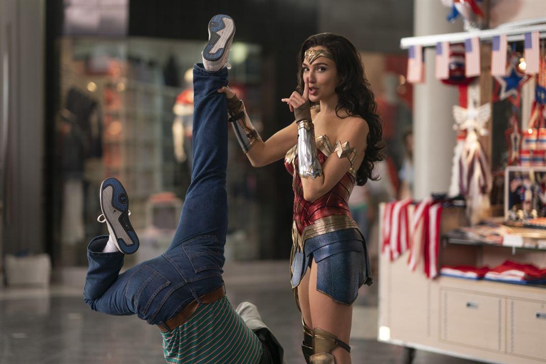 Wonder Woman 1984 : Bild Gal Gadot