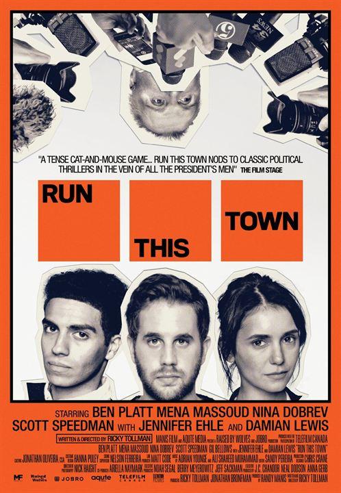 Run This Town : Kinoposter
