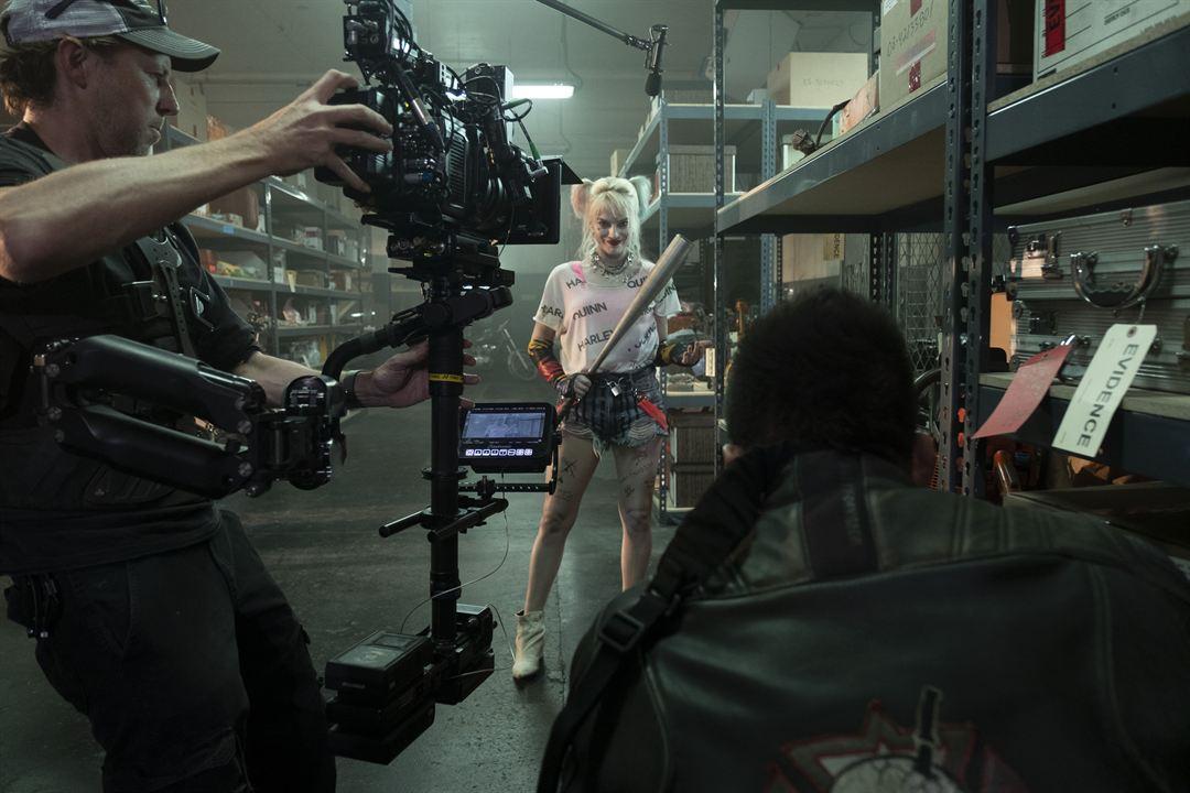 Birds Of Prey: The Emancipation Of Harley Quinn : Bild Margot Robbie
