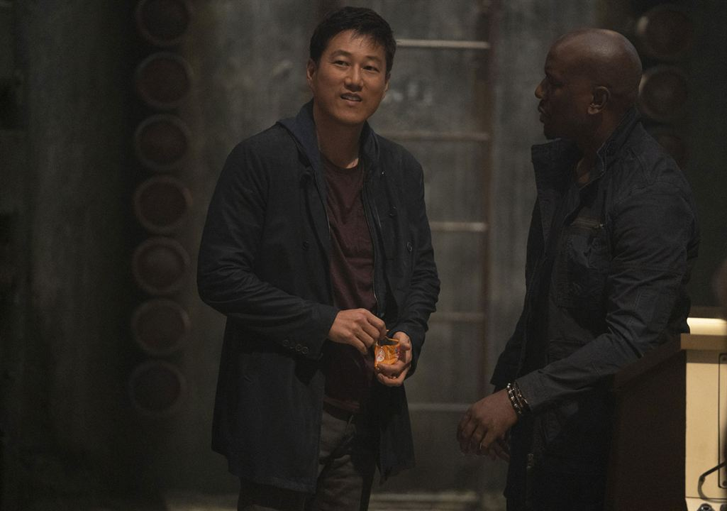 Fast & Furious 9 : Bild Sung Kang, Tyrese Gibson
