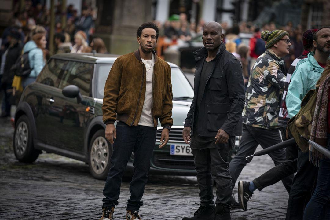 Fast & Furious 9 : Bild Ludacris, Tyrese Gibson