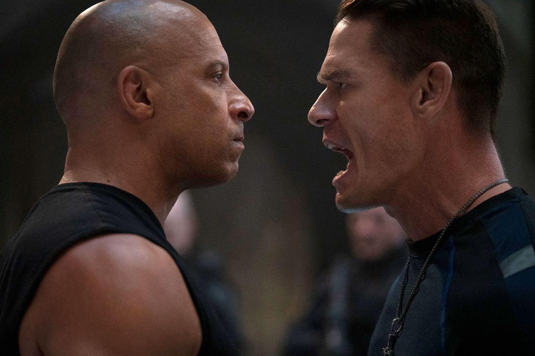 Fast & Furious 9: Vin Diesel, John Cena