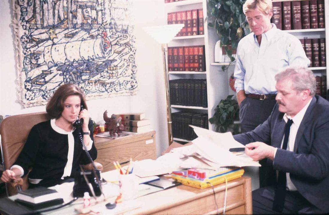 Staatsanwälte küsst man nicht : Bild Debra Winger, Robert Redford