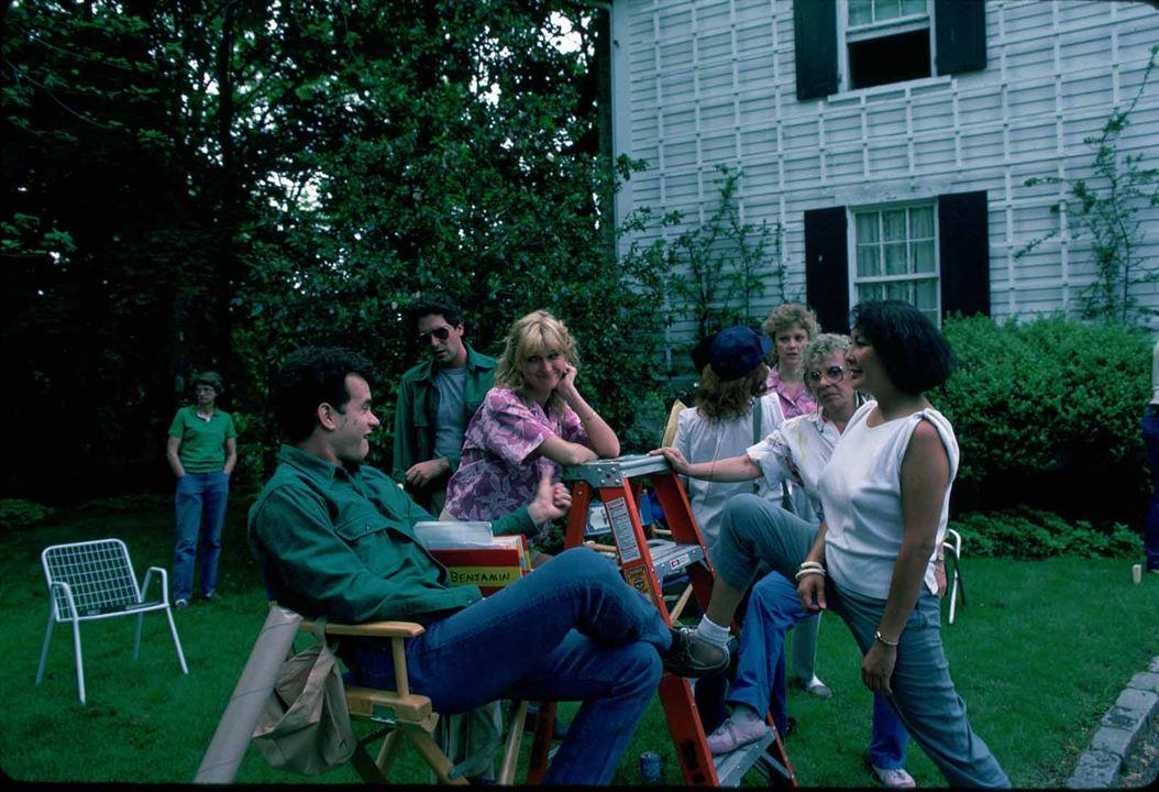 Geschenkt ist noch zu teuer : Bild Shelley Long, Tom Hanks