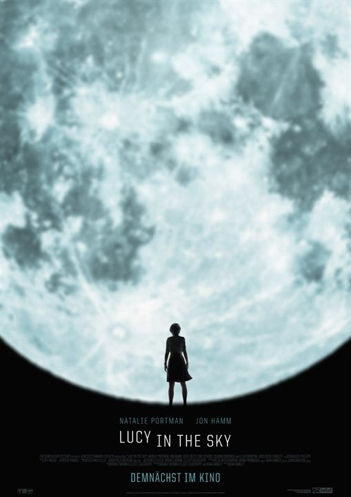 Lucy In The Sky : Kinoposter