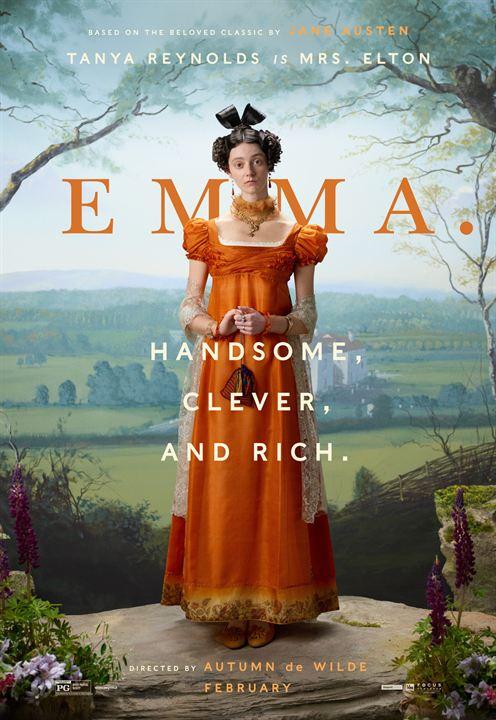 Emma. : Kinoposter