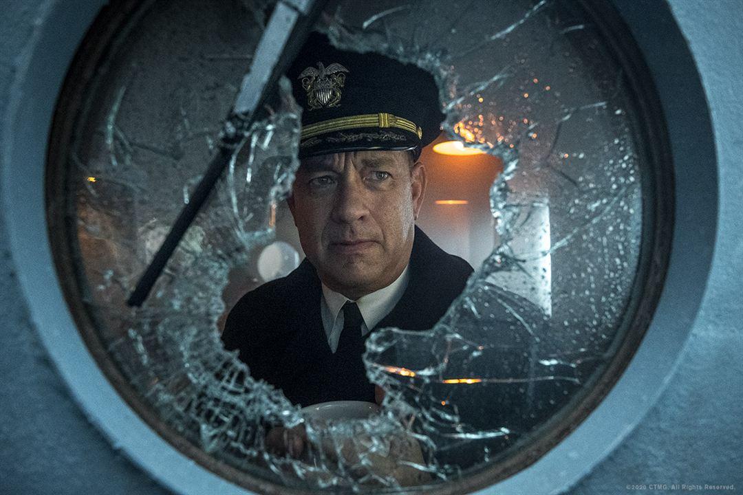 Greyhound : Bild Tom Hanks