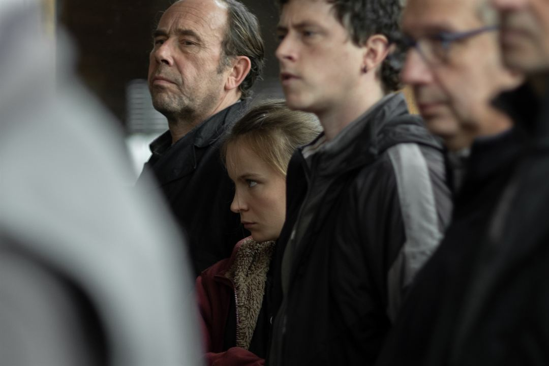 La Terre des hommes : Bild Diane Rouxel, Finnegan Oldfield, Olivier Gourmet