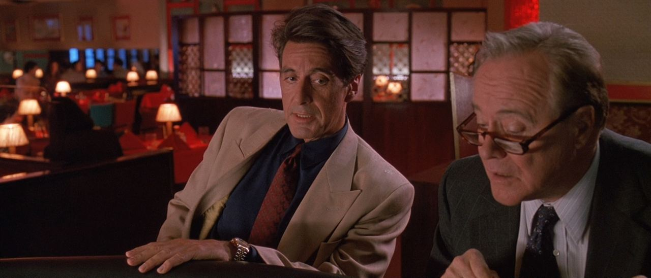 Glengarry Glen Ross : Bild Al Pacino, Jack Lemmon