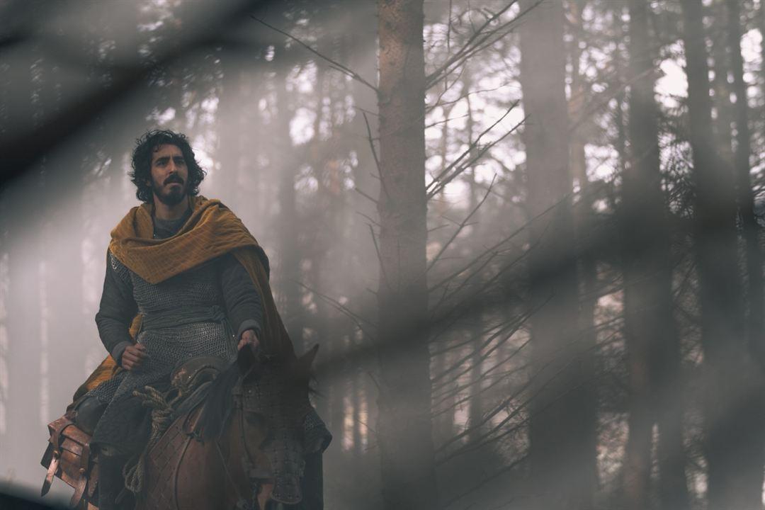 The Green Knight : Bild Dev Patel