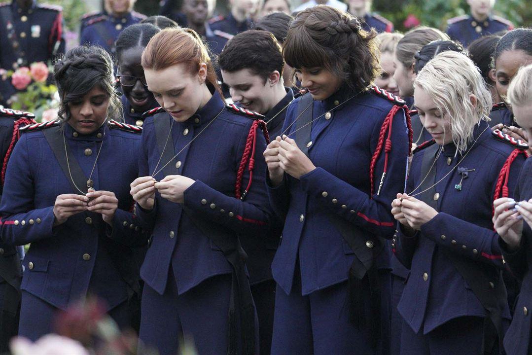 Bild Annie Jacob, Ashley Nicole Williams, Jessica Sutton, Taylor Hickson