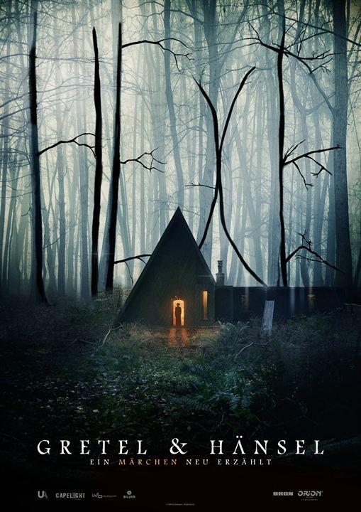 Gretel & Hänsel : Kinoposter