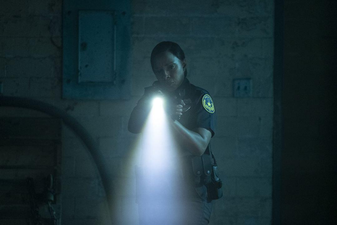 Body Cam - Unsichtbares Grauen : Bild Mary J. Blige