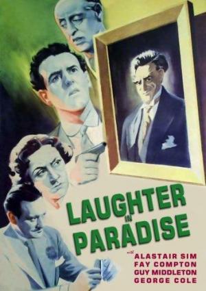 Wer zuletzt lacht : Kinoposter