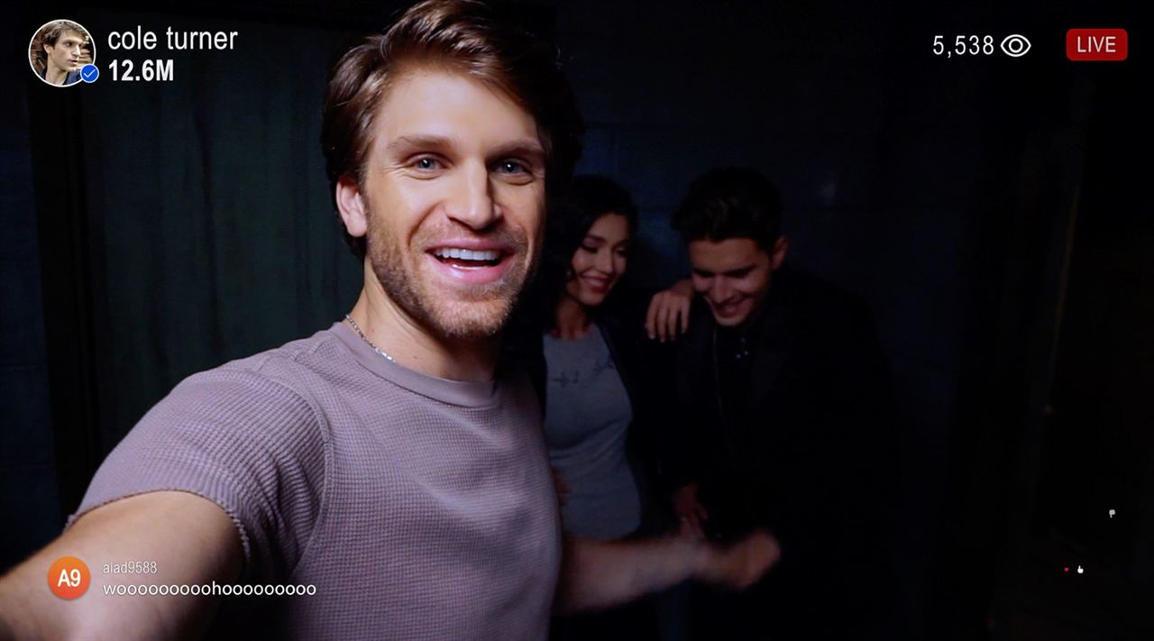 Follow Me : Bild Keegan Allen