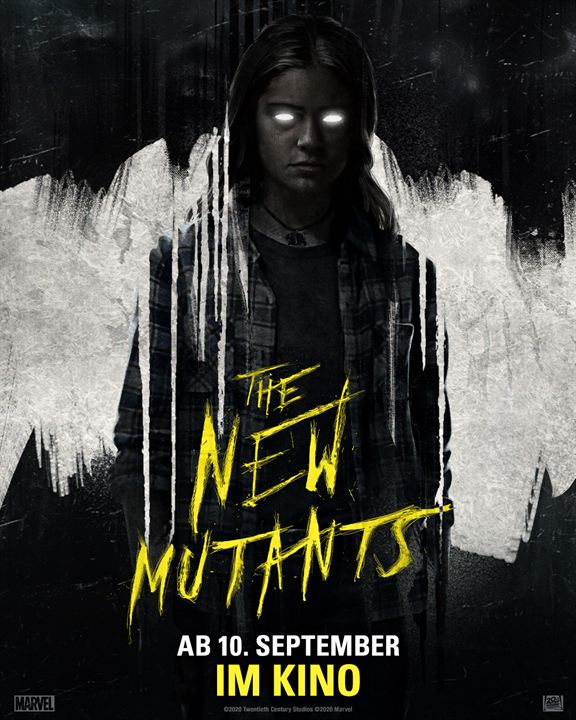 X-Men: The New Mutants : Kinoposter