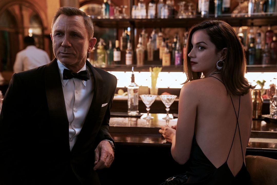 James Bond 007 - Keine Zeit zu sterben : Bild Ana de Armas, Daniel Craig