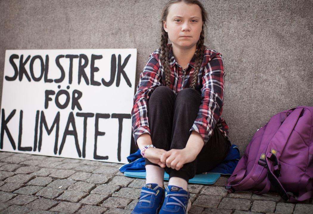 I Am Greta : Bild Greta Thunberg